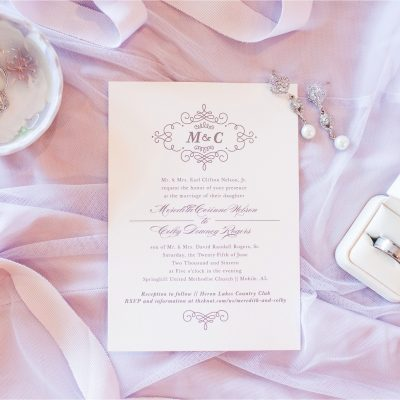 Wedding Day Details | What to Bring with you to the Bridal Suite