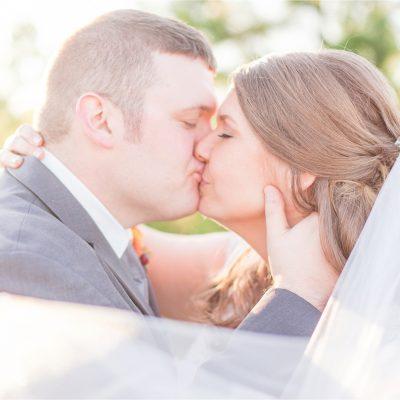 An Autumn Wedding at Cousiac Manor in Lanexa, Virginia | Brandy + Andrew