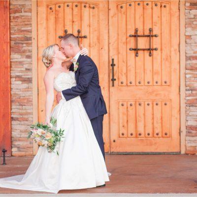 Fall Wedding at Ashton Creek Vineyard in Chester, Virginia | Anthony + Jordan