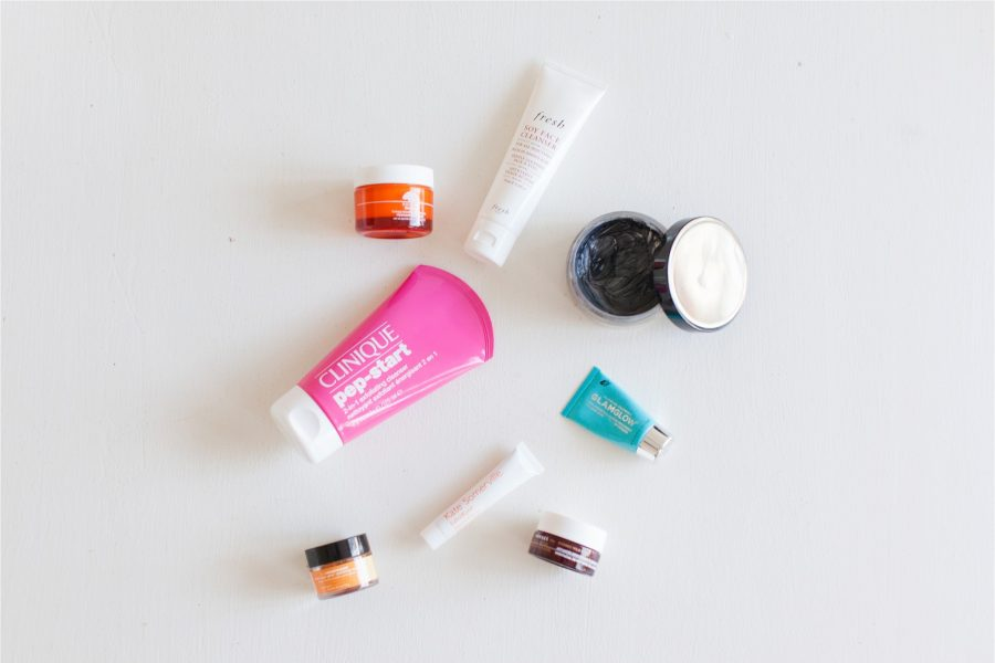 Skincare products that help bring out your natural beauty
