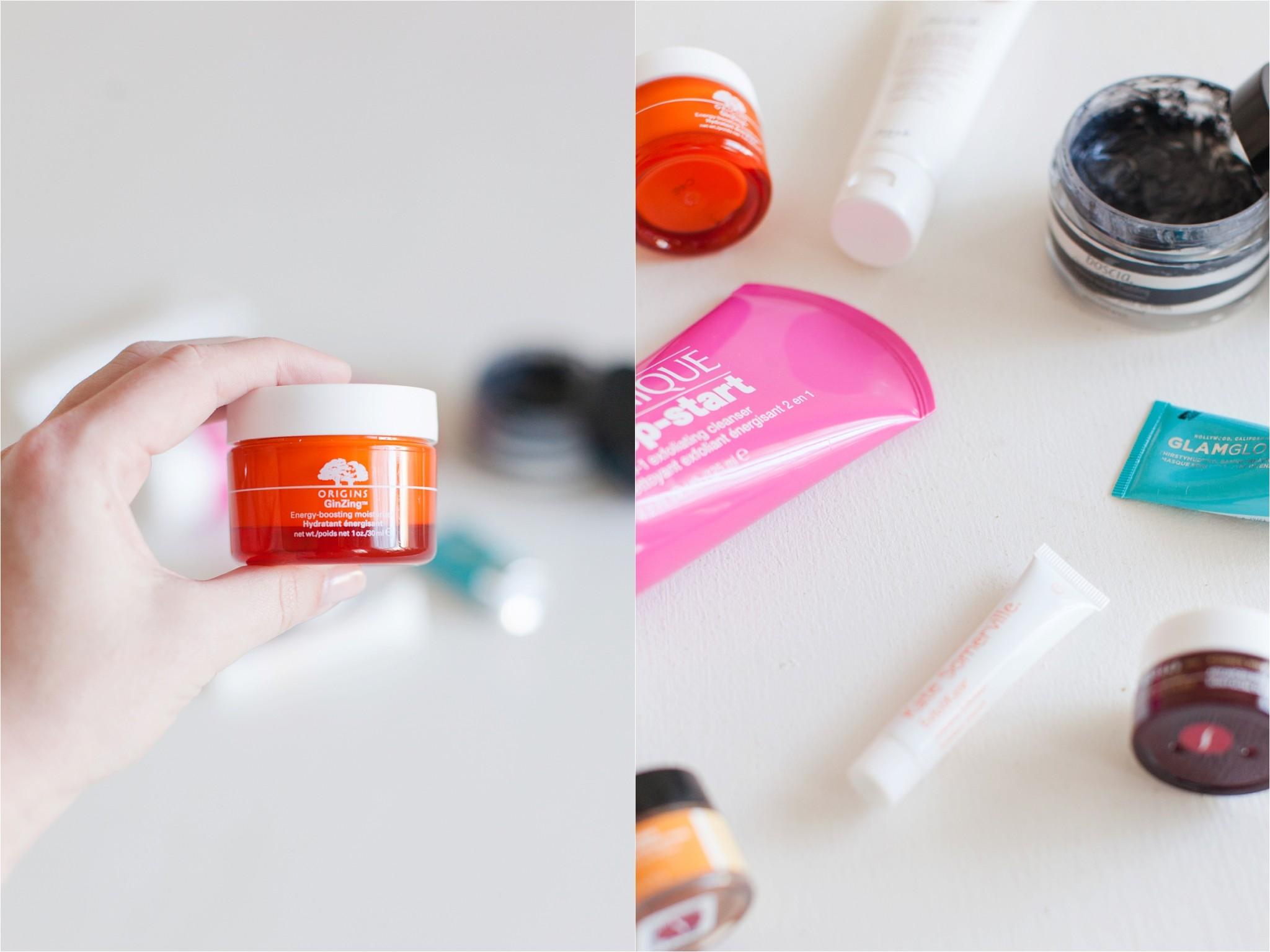 Origins skincare products