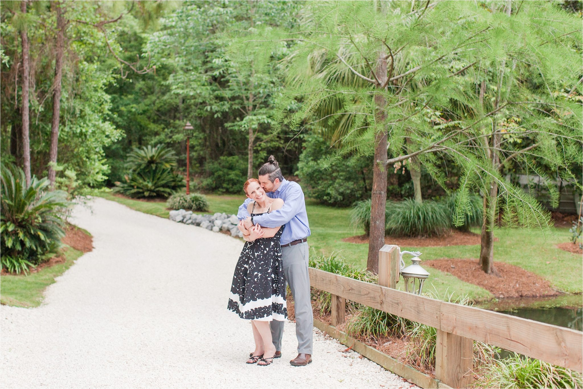 Bella Sera Gardens Engagement Session, Loxley Al