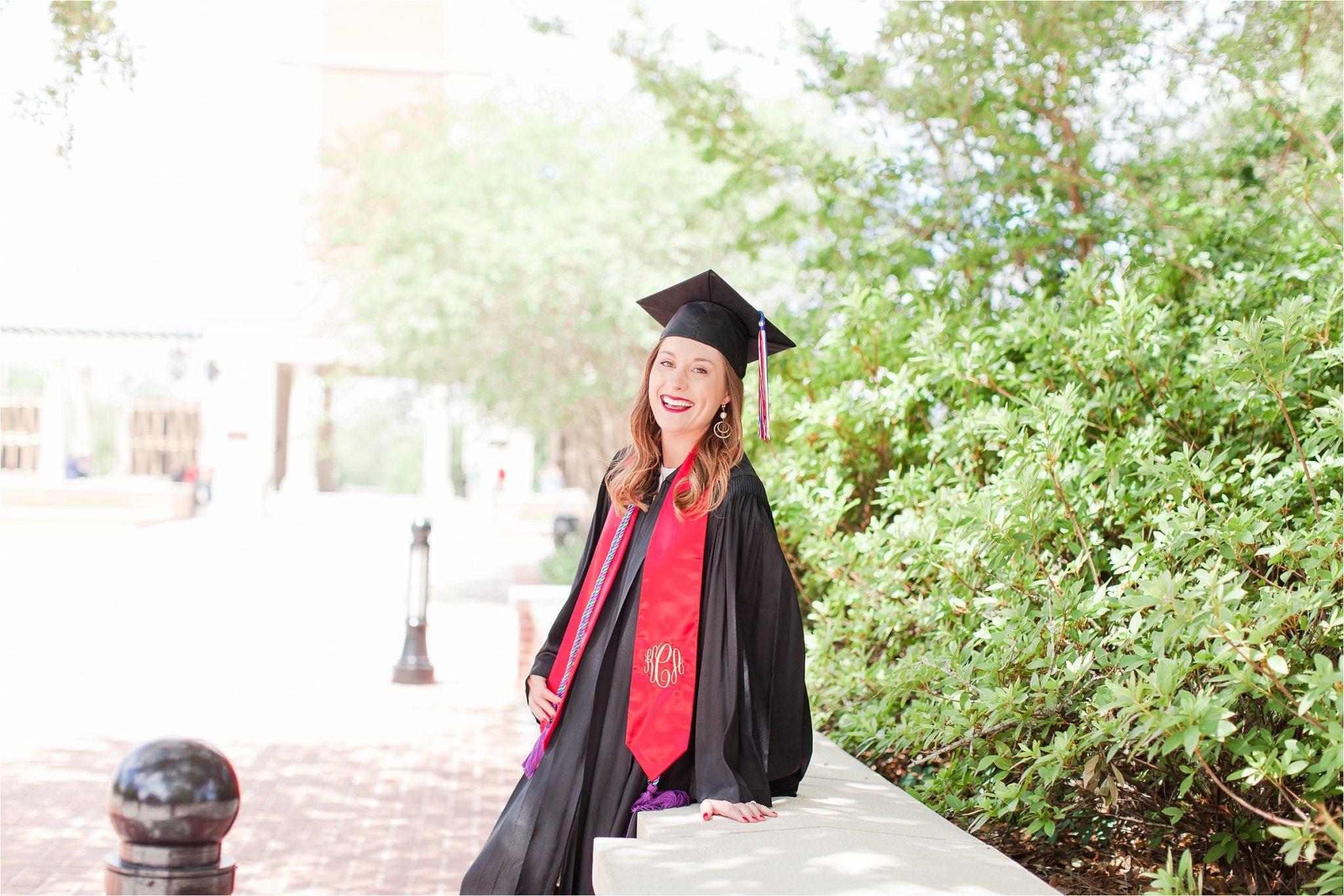 Graduating The University of South Alabama