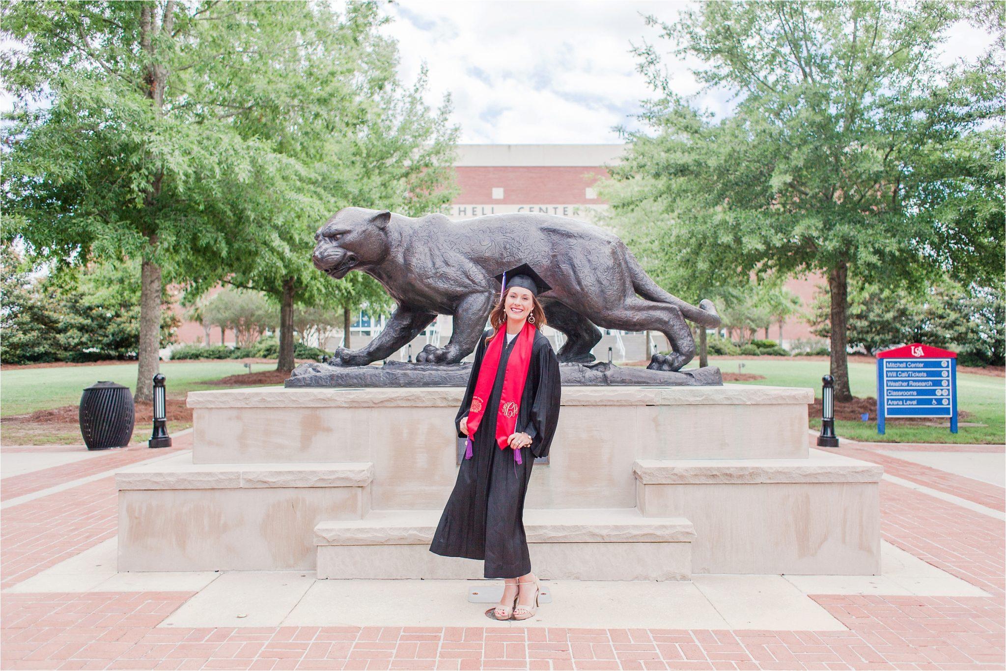 The University of South Alabama Graduate