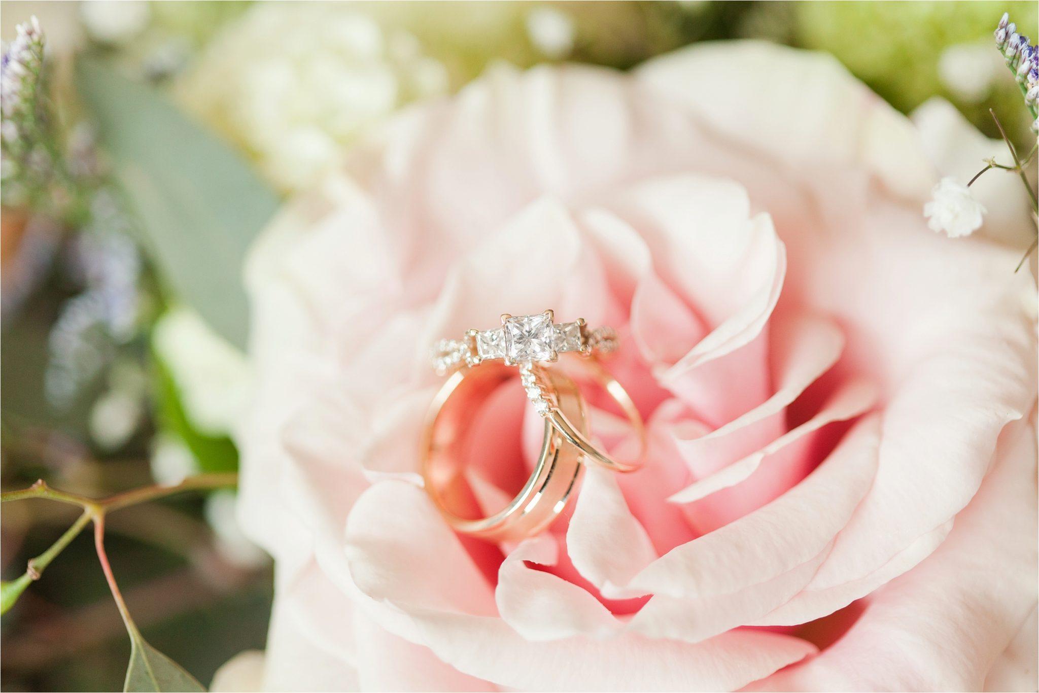 Kananaskis Canada Wedding at the Delta Lodge-Kaitlin & Ricky-Alabama wedding photographer-Lodge wedding-Wedding rings