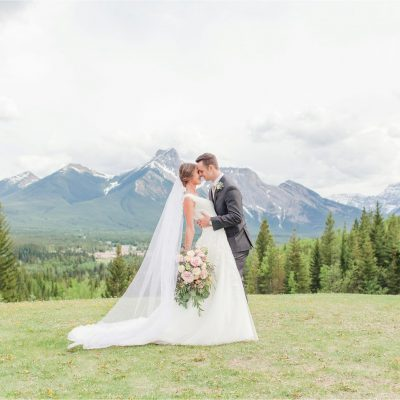 Kananaskis Canada Wedding at the Delta Lodge | Kaitlin & Ricky