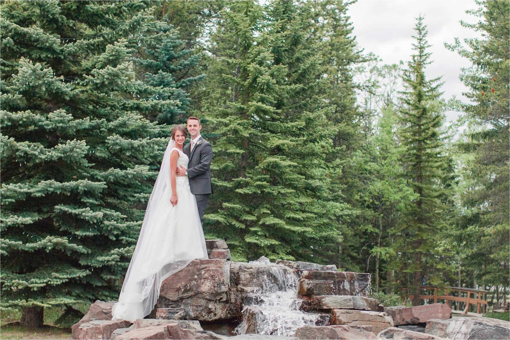 Kananaskis Canada Wedding at the Delta Lodge