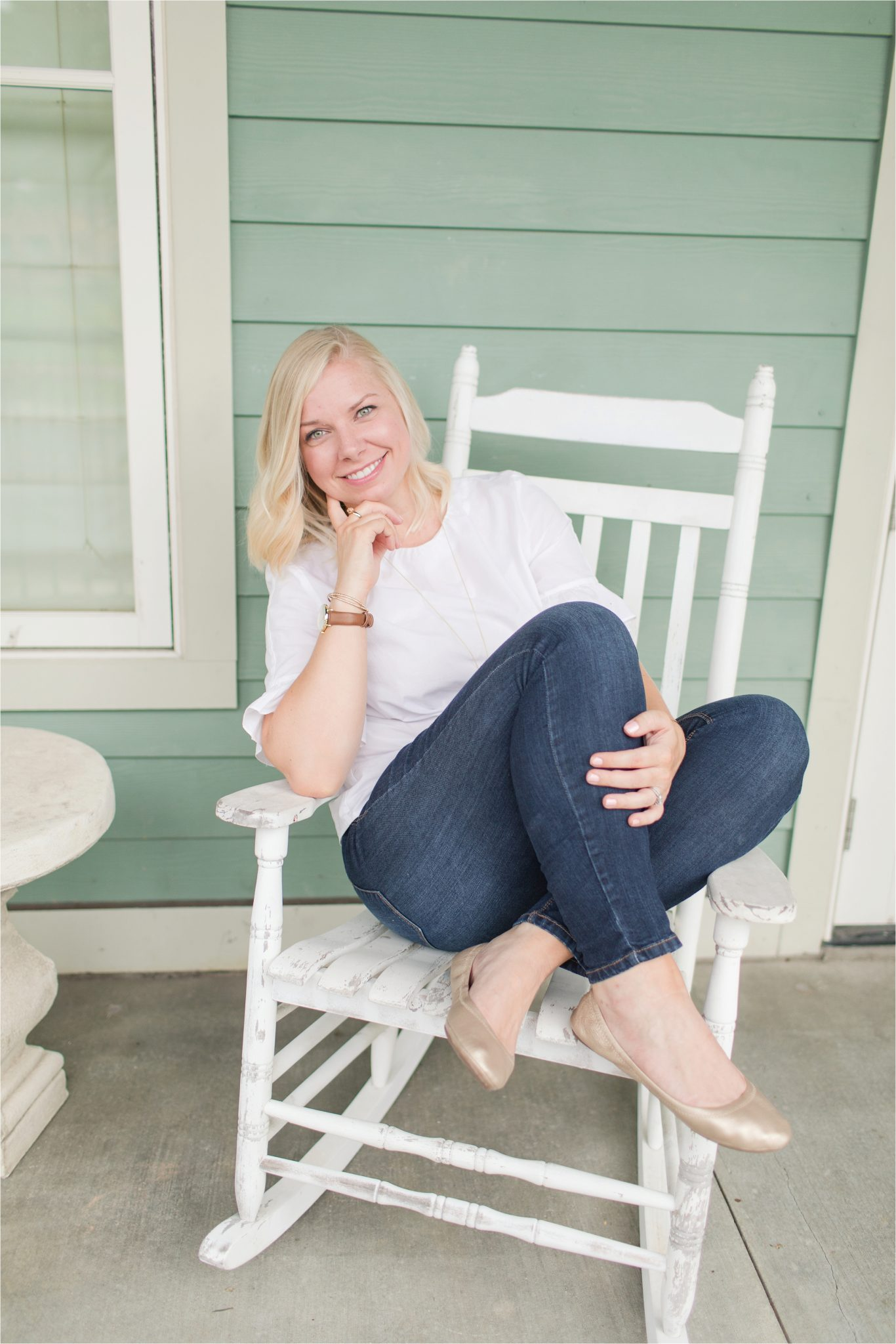 Head Shot Session for Small Business Owner-Kristin of Grace and Serendipity Paperie-Alabama photographer