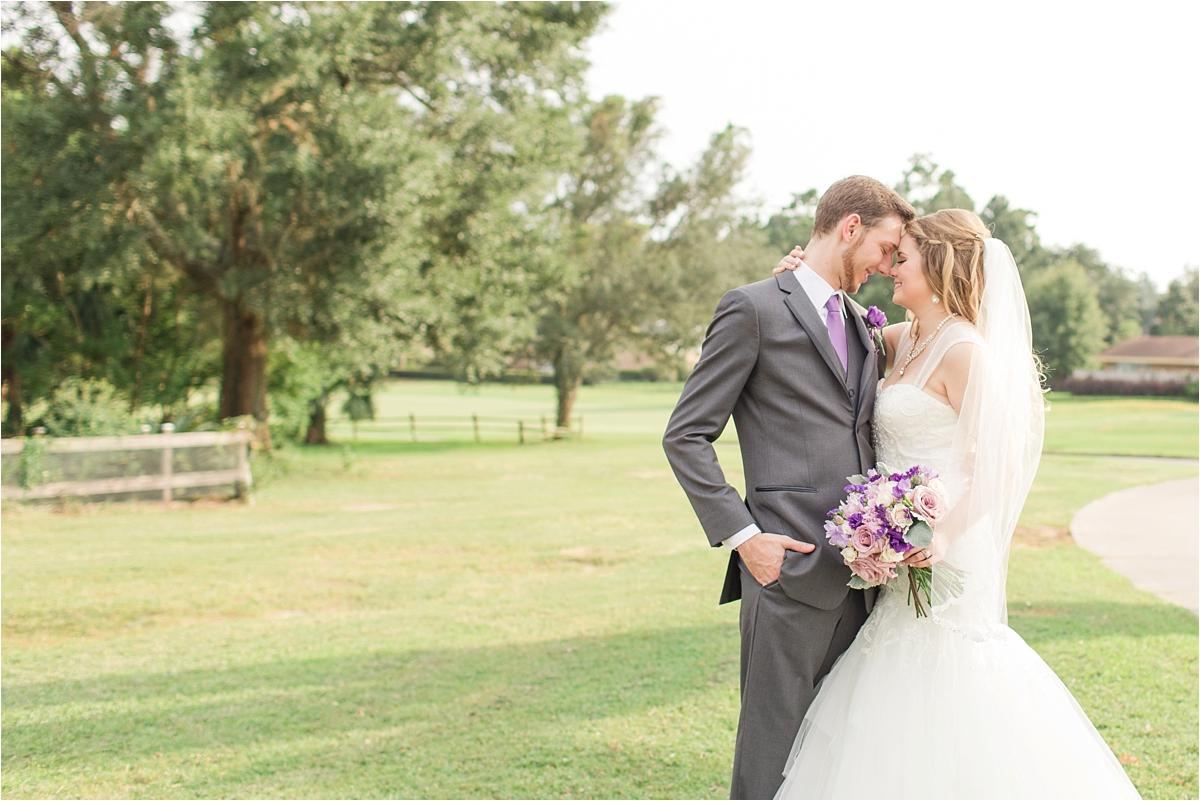 Pensacola, Florida Wedding | Scenic Hills Country Club | Kayla + Jerrad