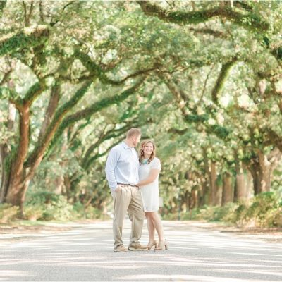 Stewartfield House Engagement Session at Springhill | Sarah + Doug