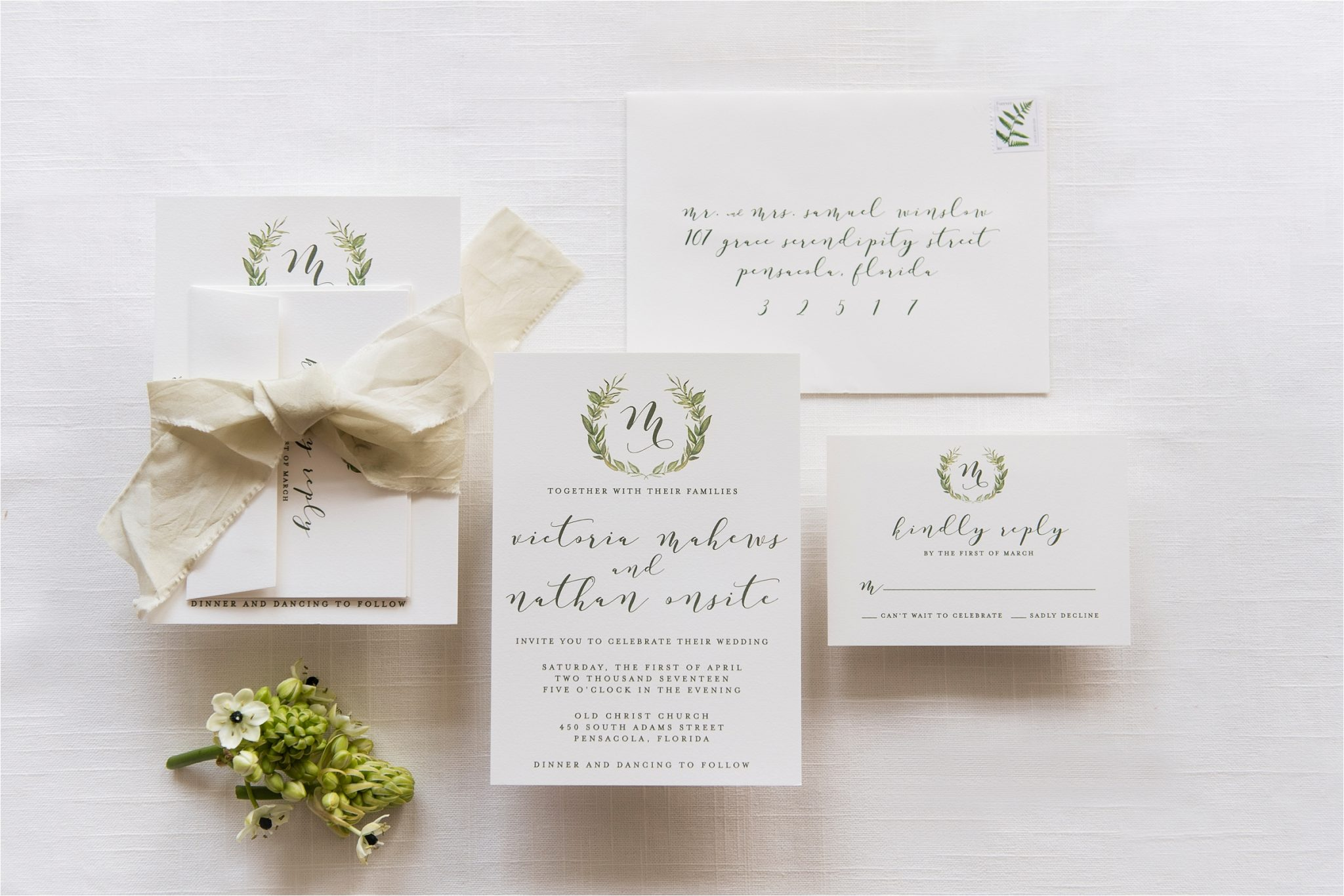Our Wedding Invitations Designer   Grace And Serendipity   Anna ...