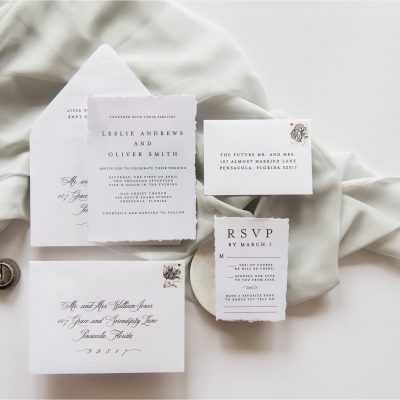 Our Wedding Invitations Designer   Grace And Serendipity