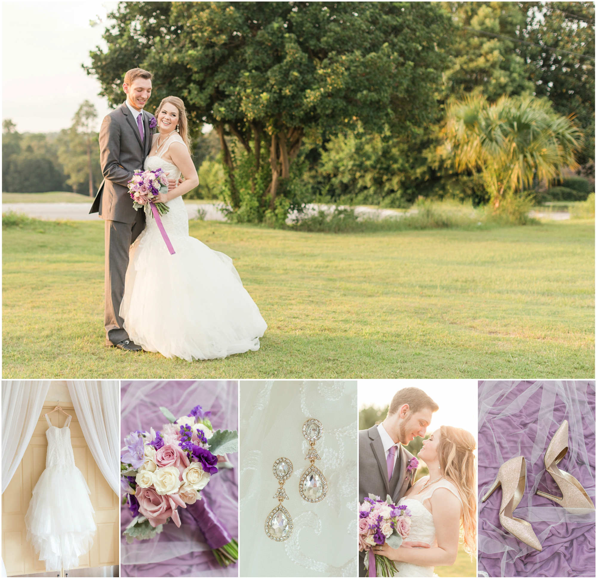 Pensacola Florida Wedding Scenic Hills Country Club