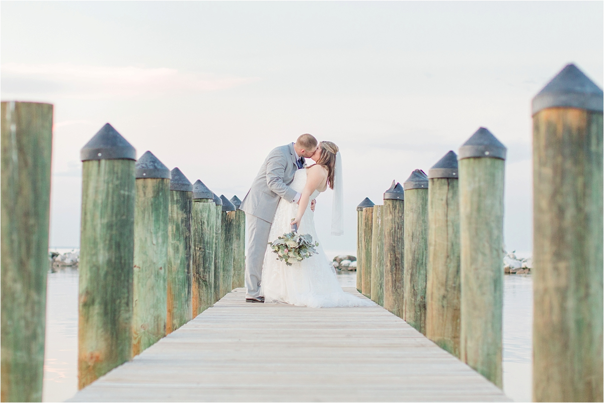 Dauphin Island Estuarium Wedding