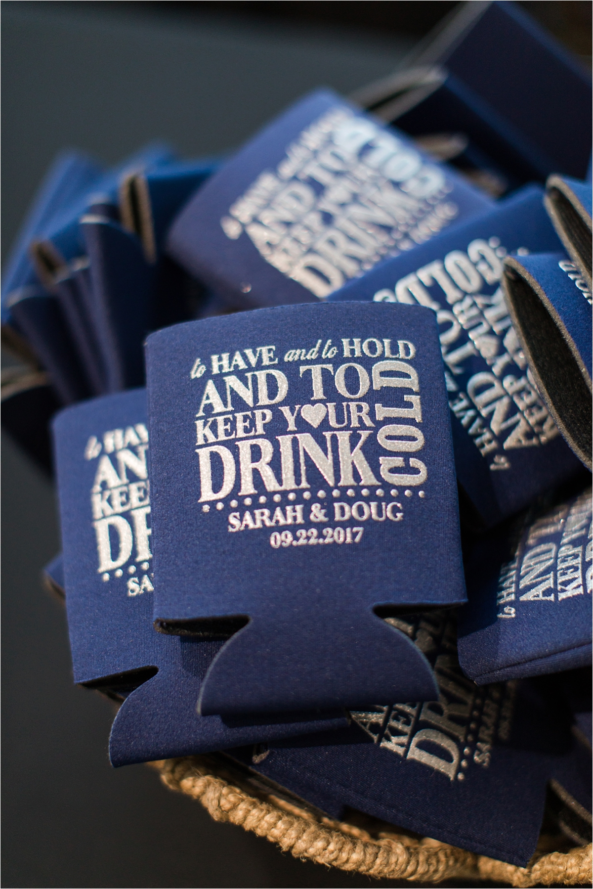 wedding-personalized-koozies-favors-guest-gifts-navy-details-ideas