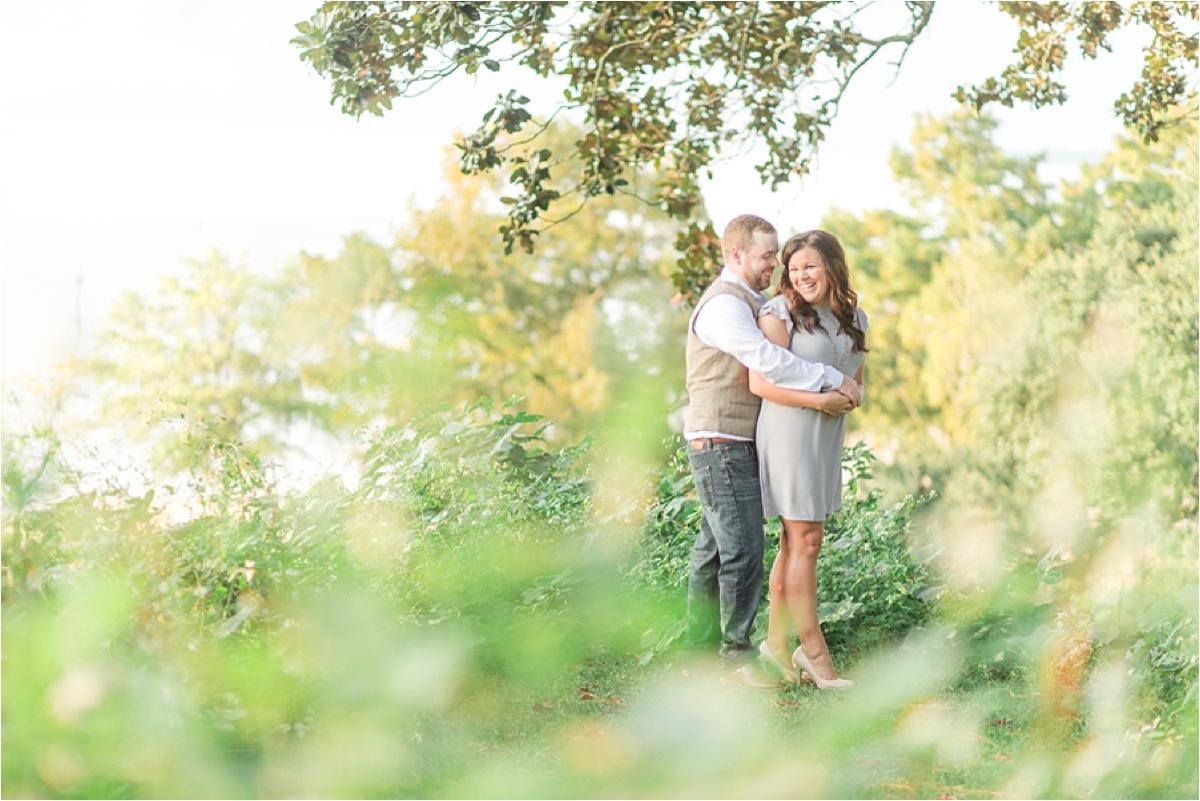 Fairhope Alabama Engagement Session Photographer | Corrie + Matt