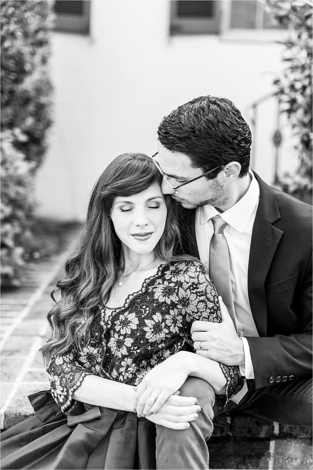 Fort Conde Inn Anniversary Session-Nick + Nicole-Engagement shoot-Alabama engagement-Alabama photographer