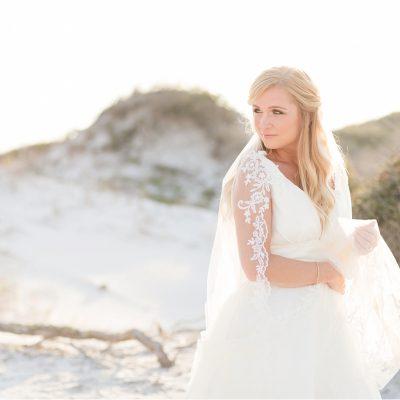 Seaside Florida Bridal Portrait Photographer | Catherine Carter
