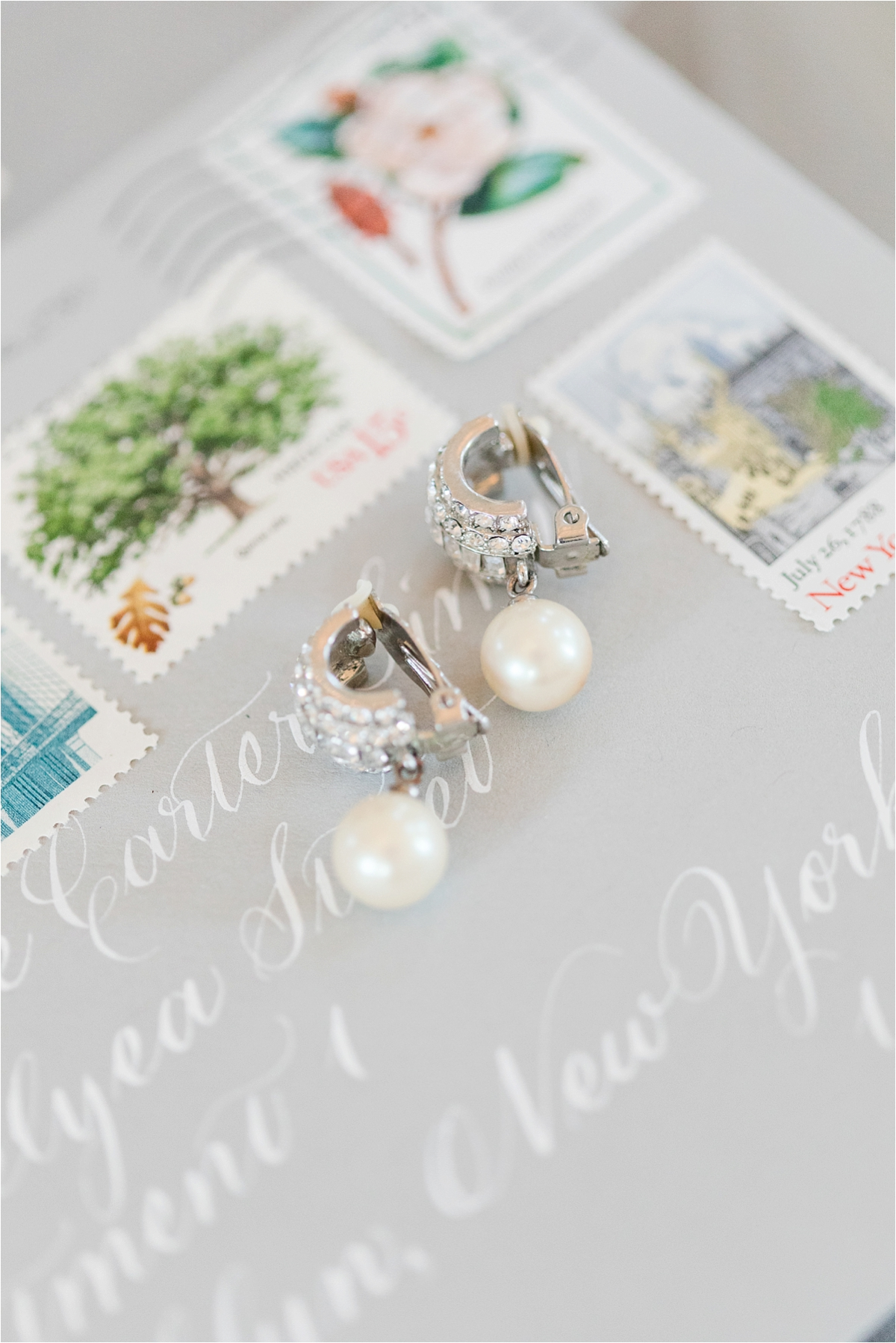 Seaside Florida Wedding Photographer-Catherine Carter + Brian-Wedding earrings jewelry