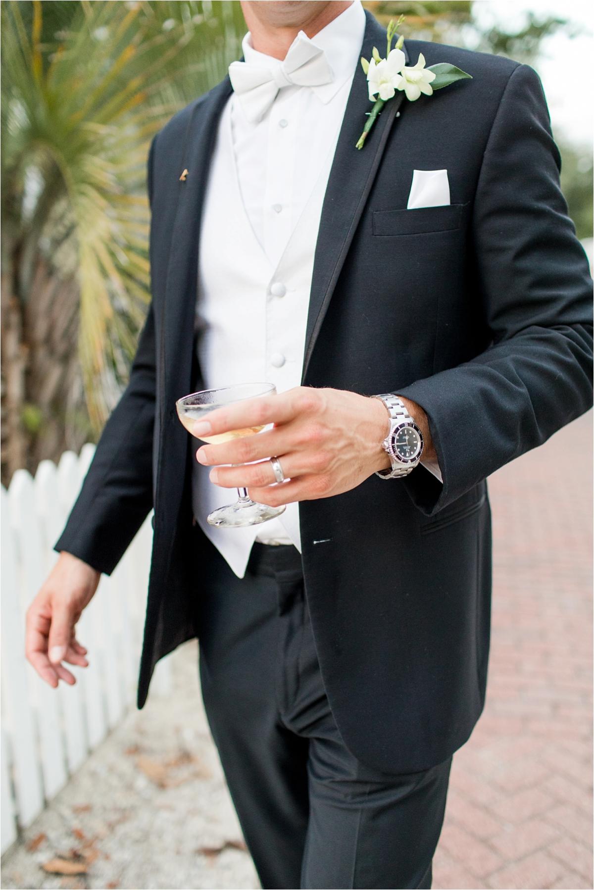 Seaside Florida Wedding Photographer-Catherine Carter + Brian-Alabama photographer-Groom-Groom details