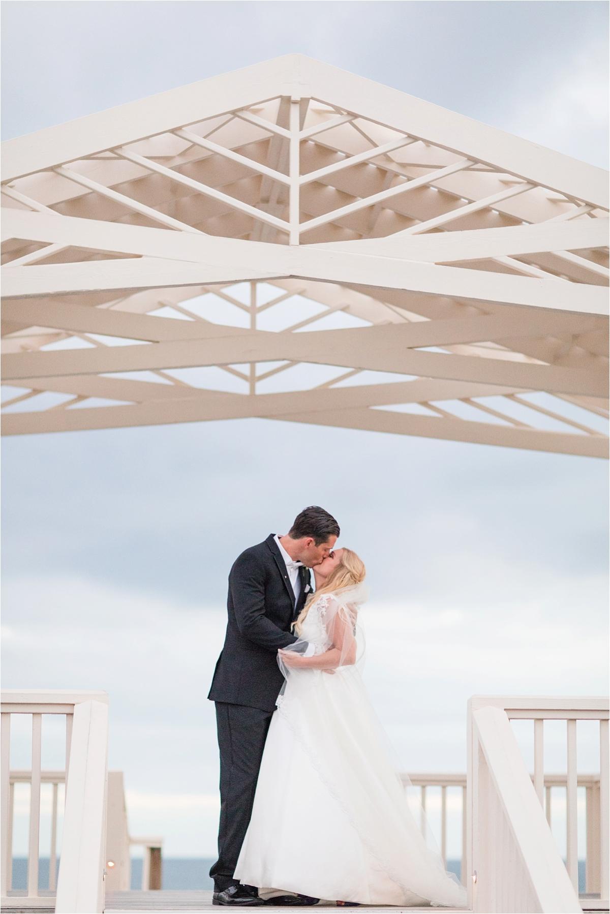 Seaside Florida Wedding Photographer-Catherine Carter + Brian-Alabama photographer-Beach wedding-Bride and Groom