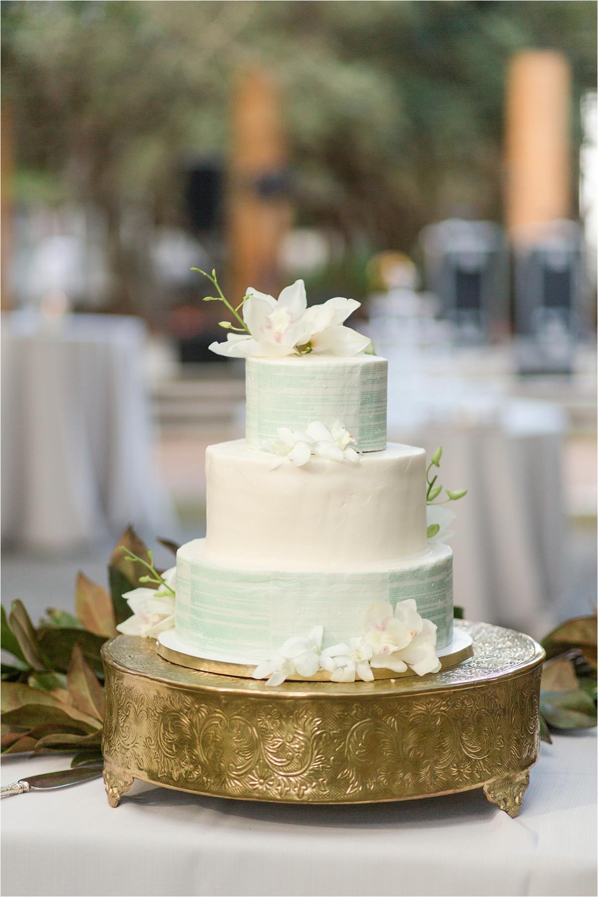 Seaside Florida Wedding Photographer-Catherine Carter + Brian-Alabama photographer-Beach wedding-Wedding venue-Wedding reception-Wedding details-Wedding cake-Wedding centerpieces