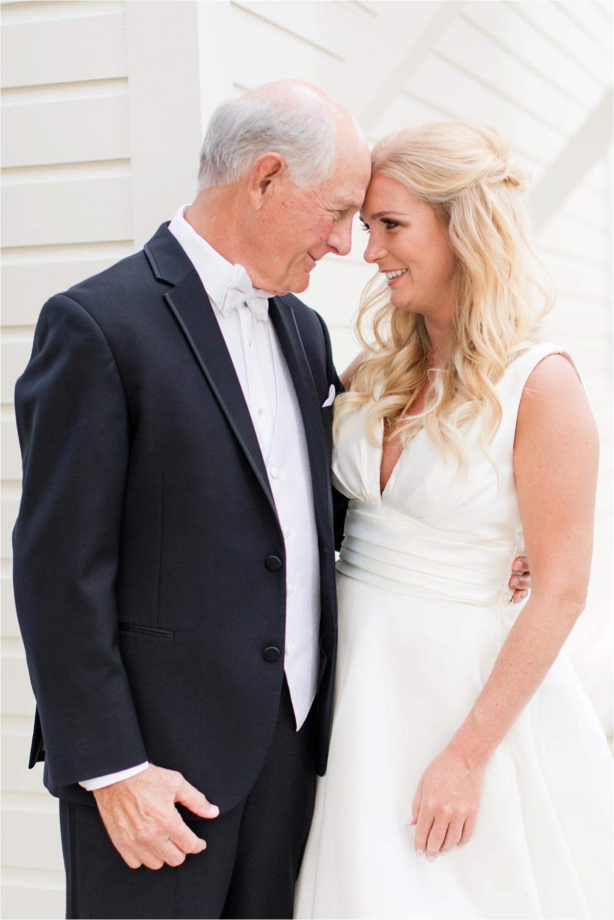 Seaside Florida Wedding Photographer-Catherine Carter + Brian-Bridal shoot-Bride-Wedding dress-Alabama photographer-Father and Daughter Wedding Photos