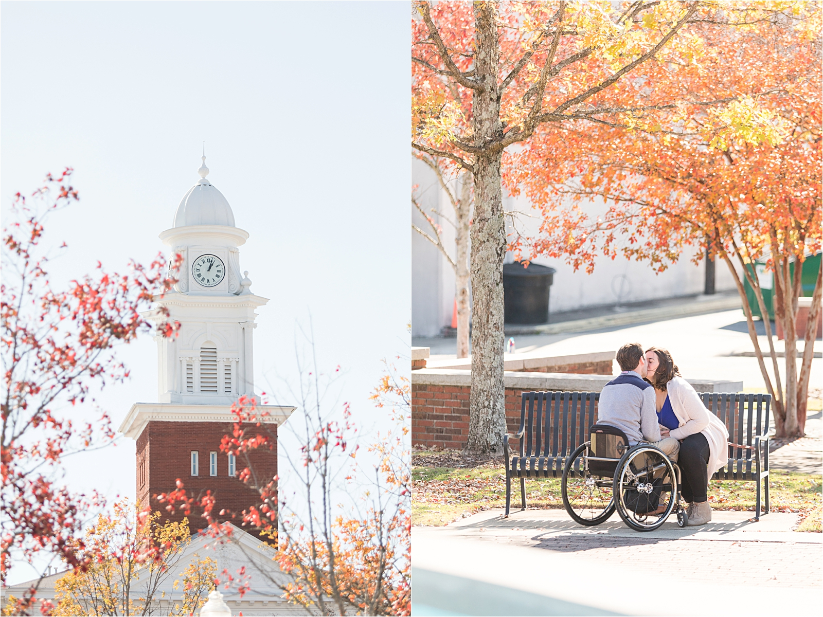 Auburn Alabama Engagement Photographer