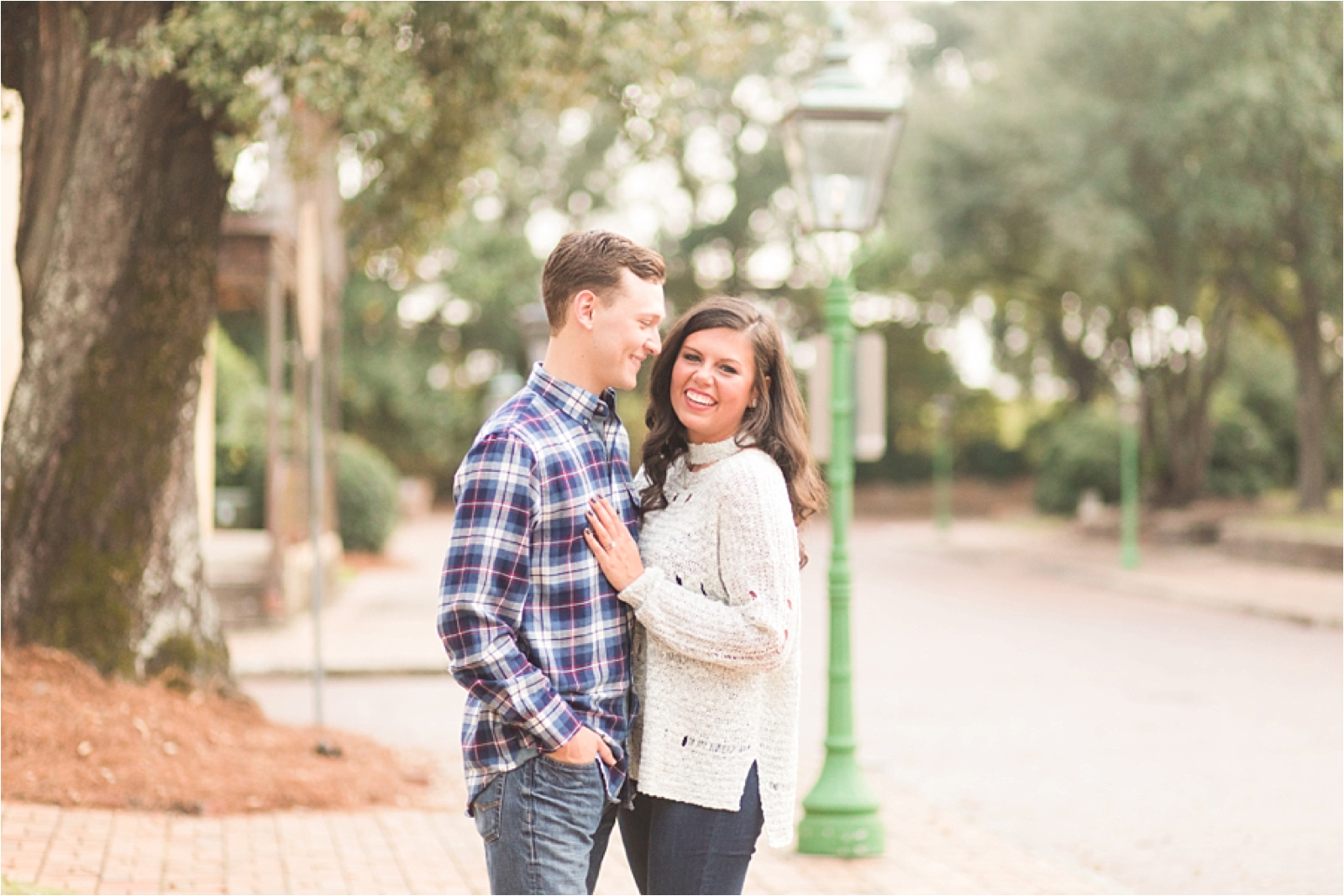 Fort Conde Engagement Session Photographer | Josi + J.R.