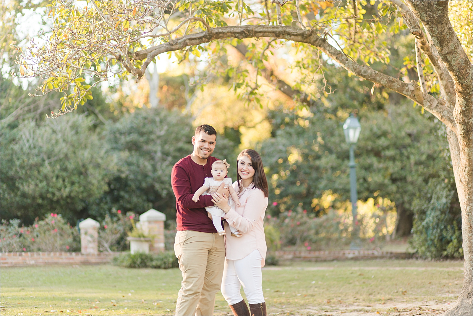 Spring Hill & Mobile Alabama Family Portraits   The Lopez Family