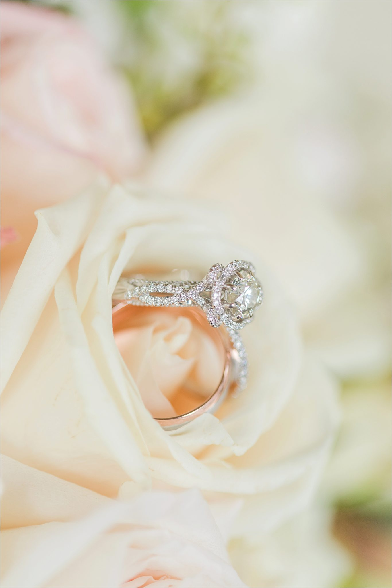 The Barn at Bridlewood Wedding-Hattiesburg, Mississippi-Kelsey + Blake-Wedding details-Wedding ring