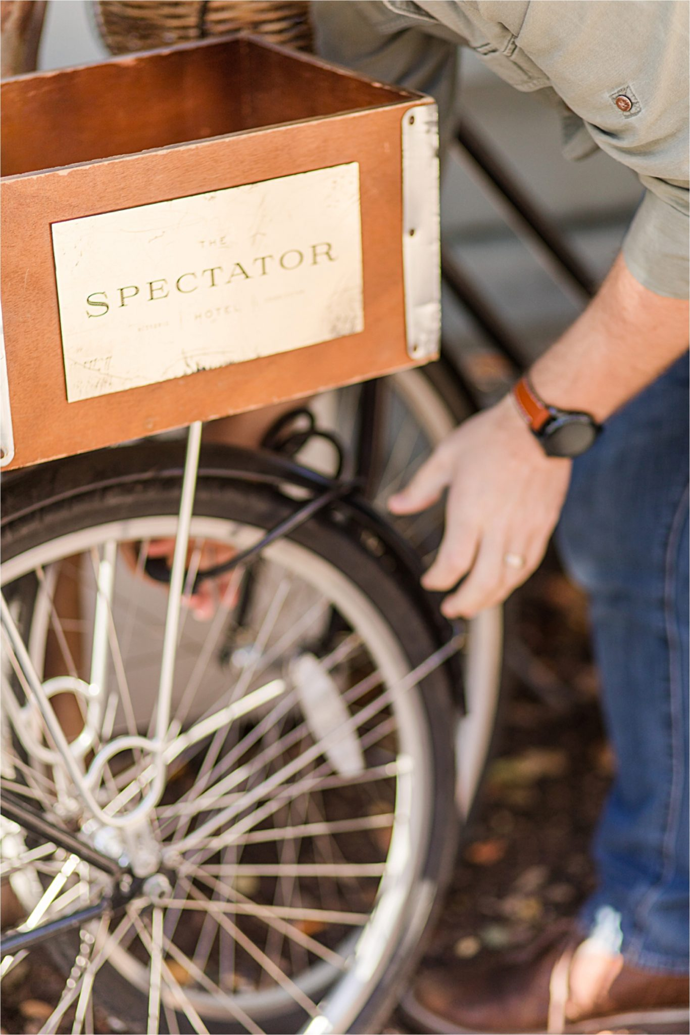 The Spectator Hotel-bicycling- Honeymoon destination to Charleston, South Carolina-Best Honeymoon Locations in the USA-On a budget-where to honeymoon in Charleston