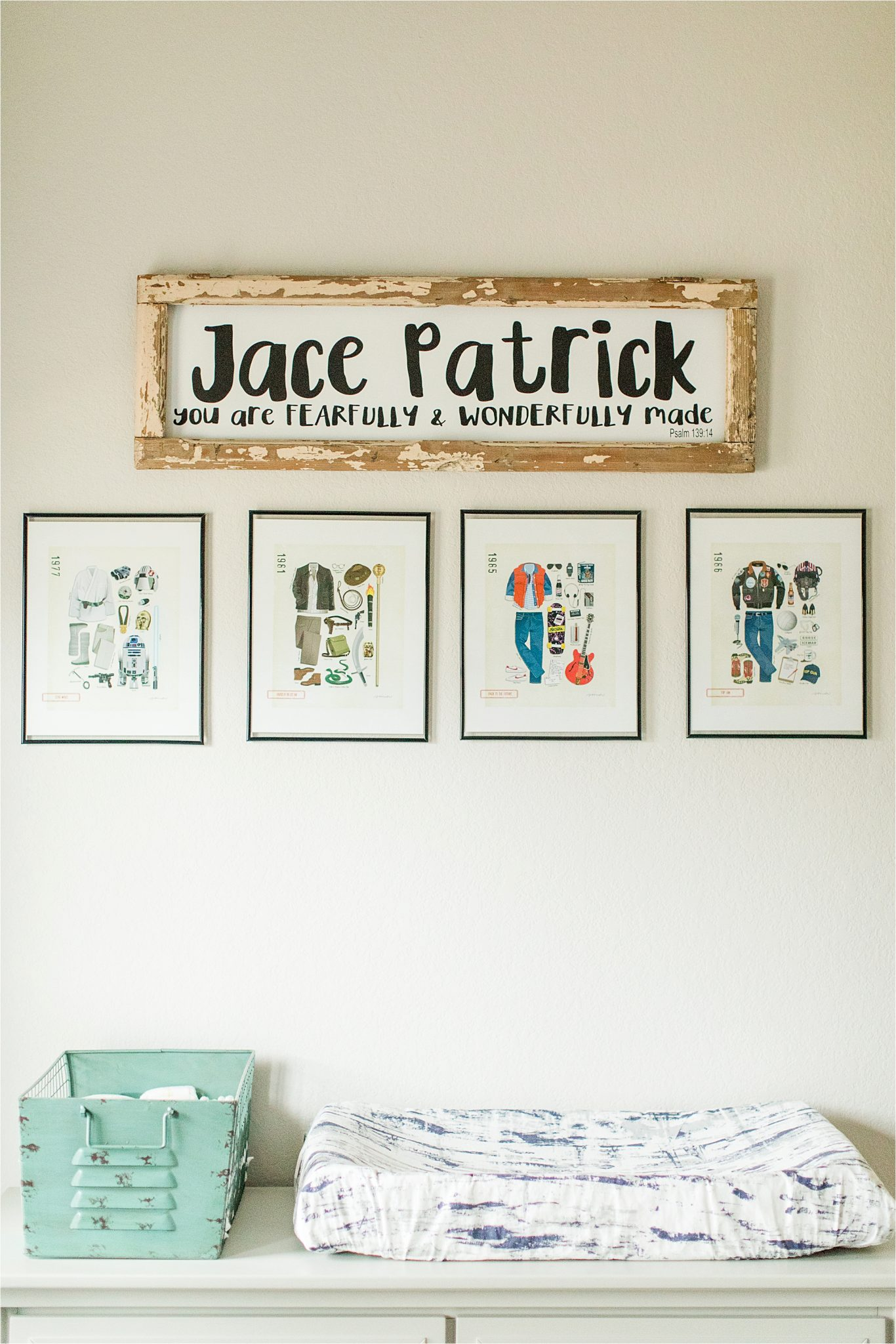 house to home-decor-children-decorations-baby room-bedroom-ideas-watercolor-signs-name