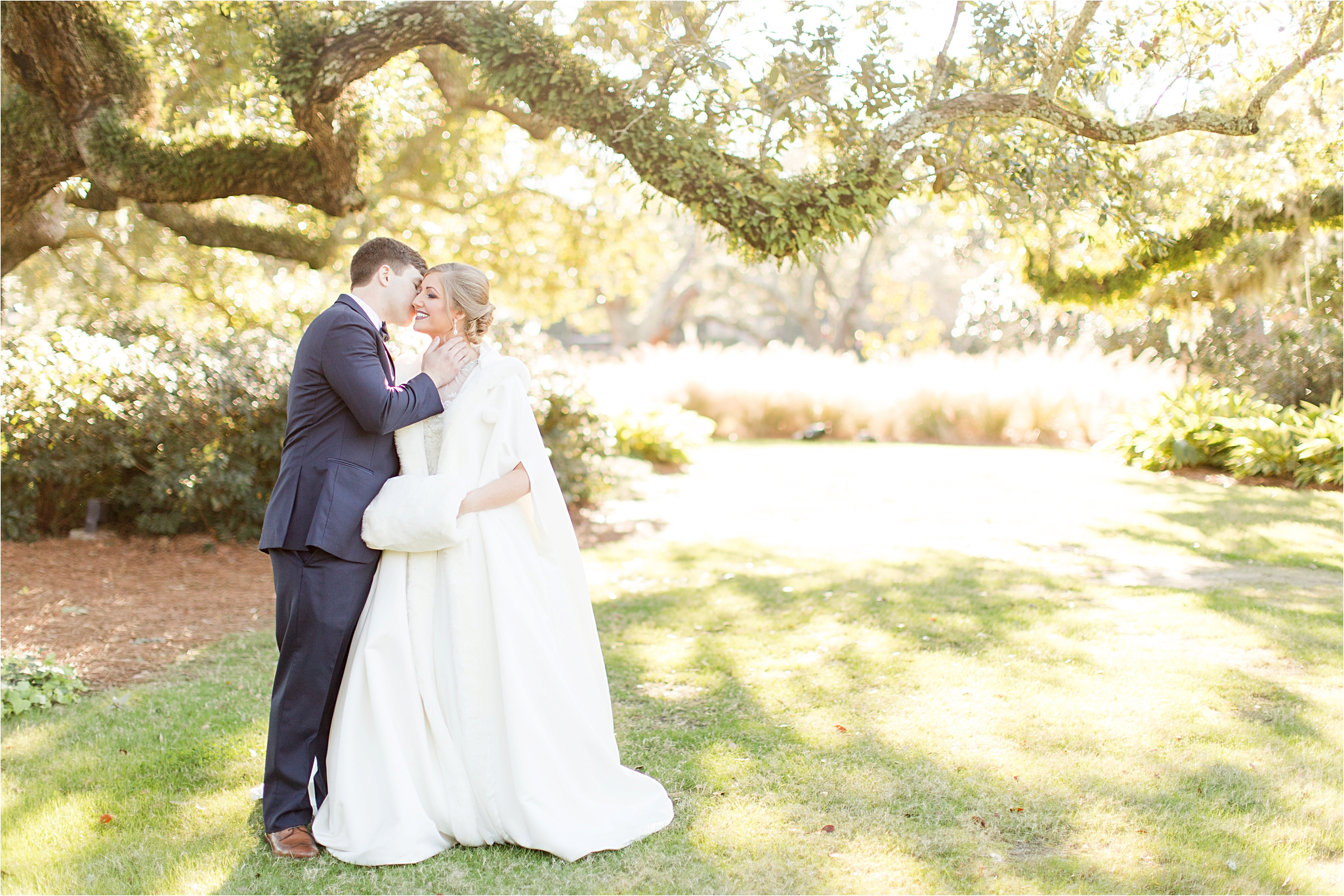 Winter Wedding at the Grand Hotel