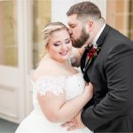 Cranberry and Blush Winter Wedding | Kevin + Samantha