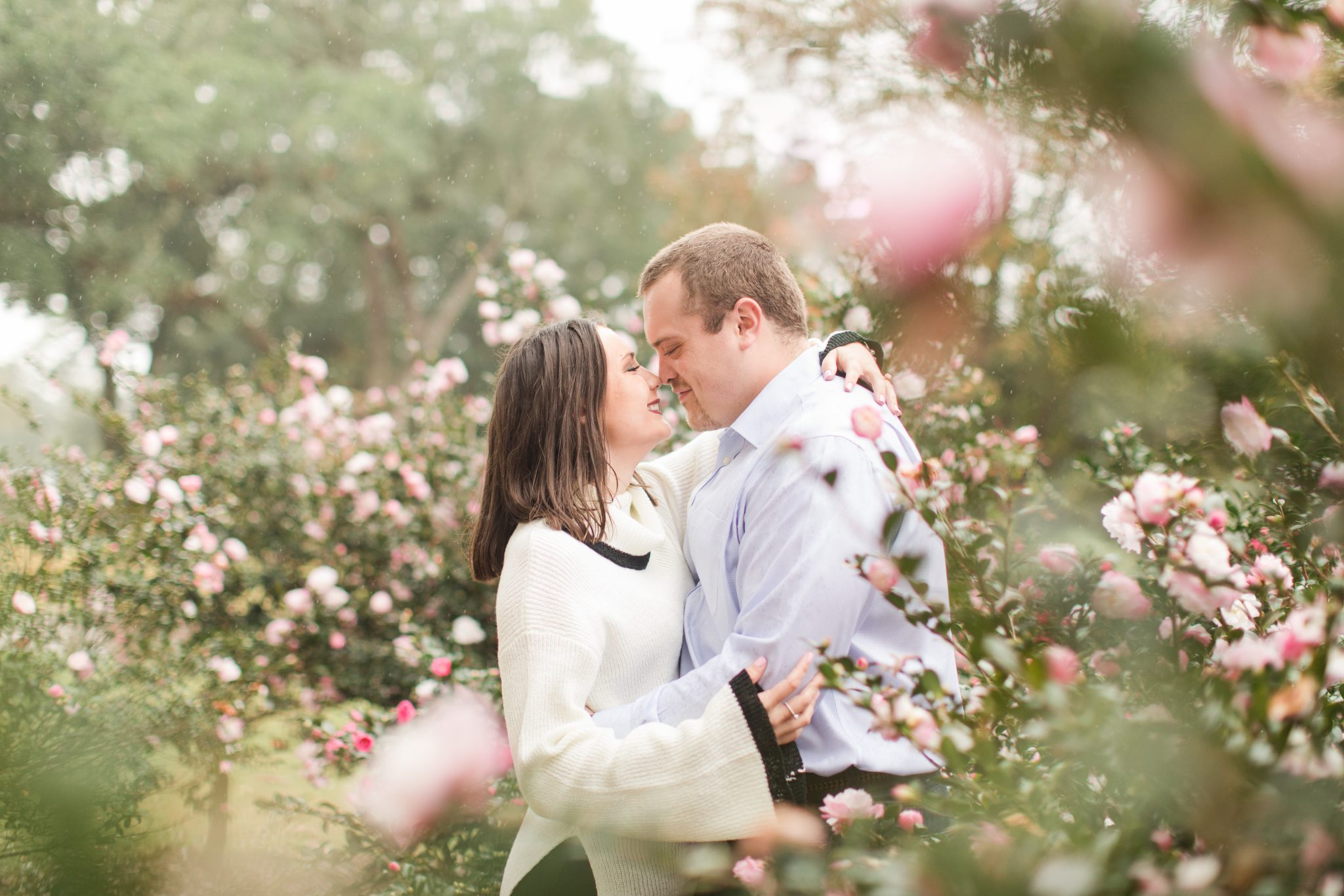 Autumn Engagement Session in the Rain = Courtney + Ben-50