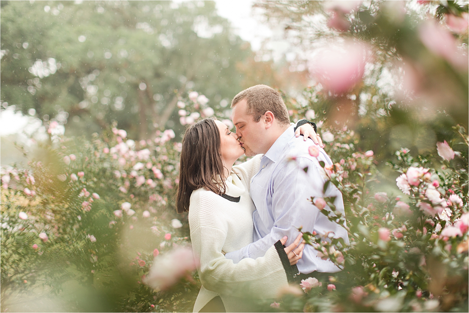 Autumn Engagement Session in the Rain = Courtney + Ben-51