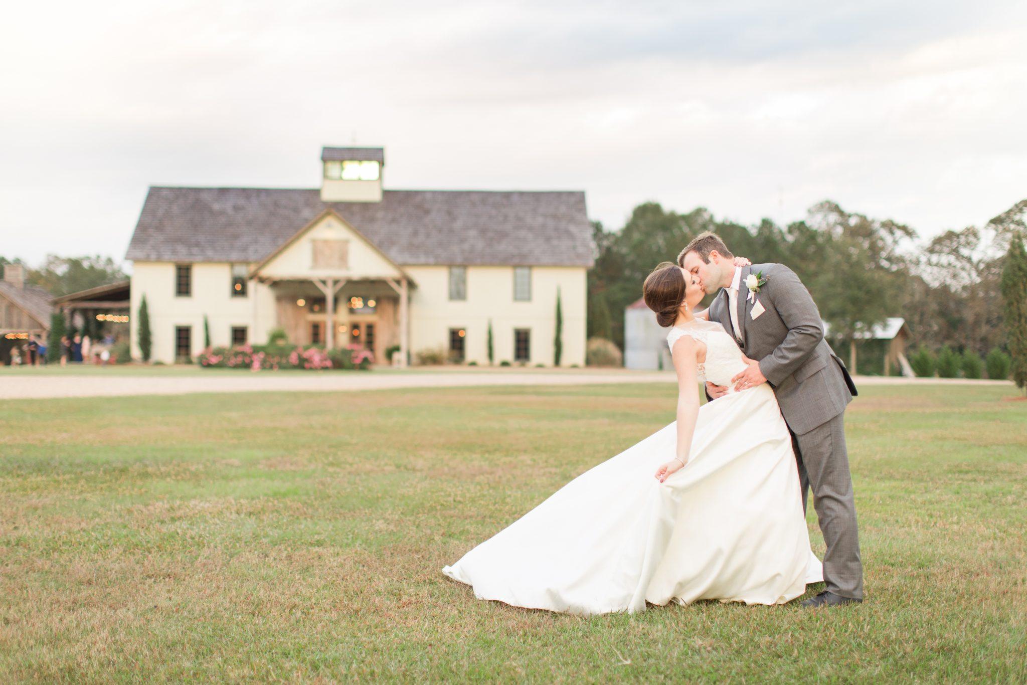 Barn at Bridlewood Wedding – Bride + Groom – Kelsey and Blake-111