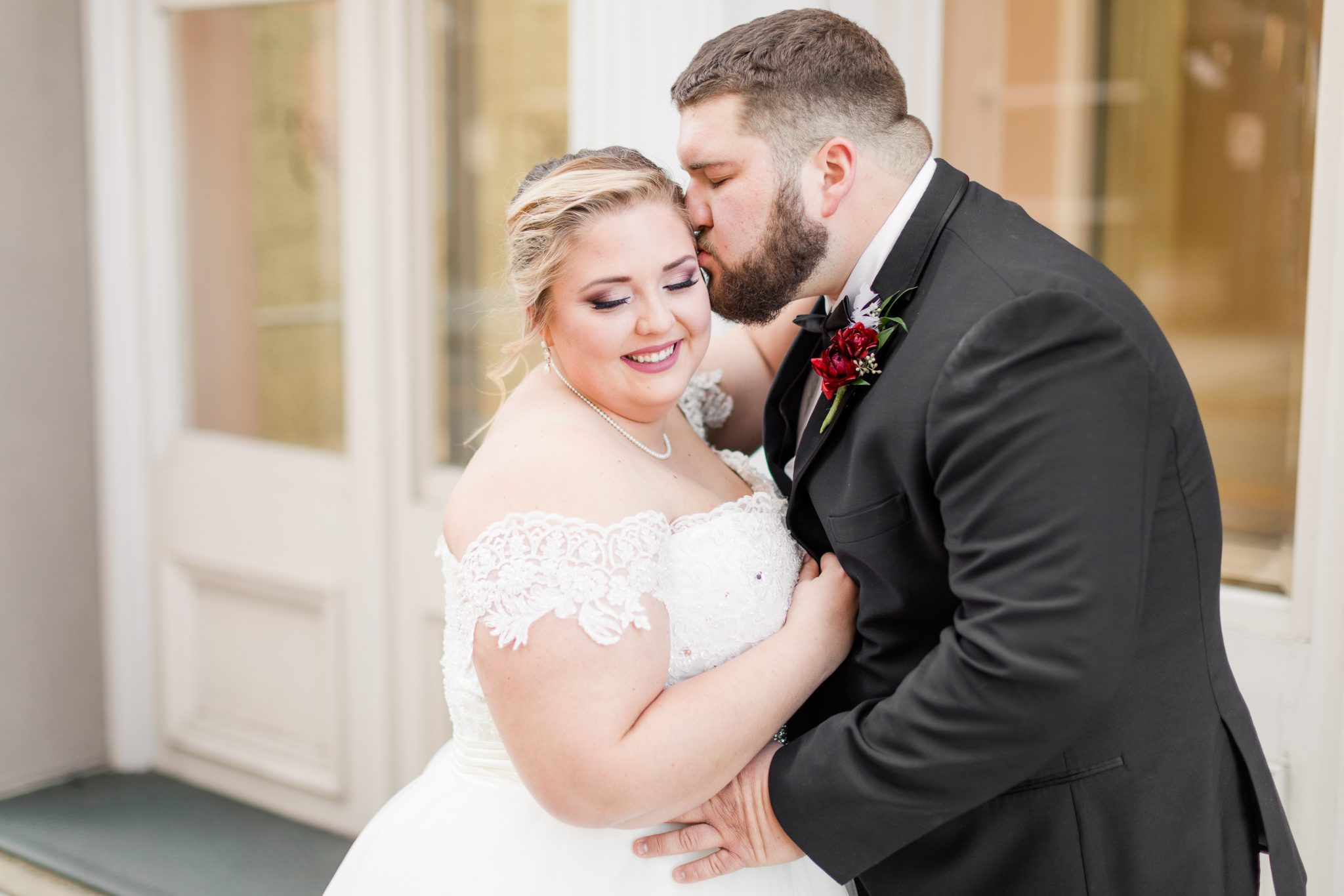 Battle House Hotel & Richard DAR House Winter Wedding – Bride + Groom-132