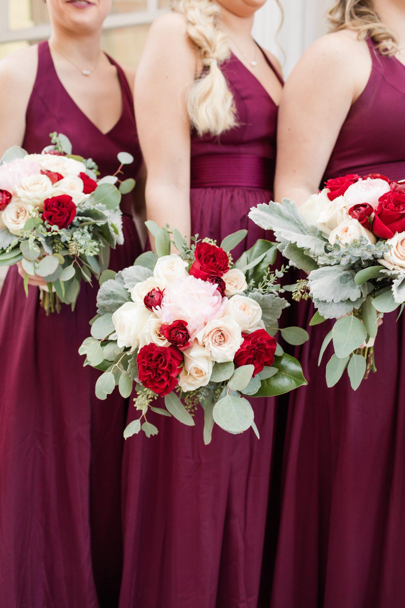 Battle House Hotel & Richard DAR House Winter Wedding – Bride + Groom-160