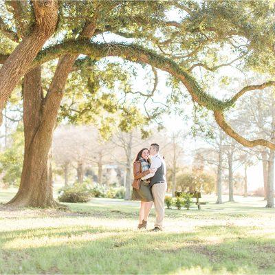 Fairhope Alabama Engagement Photos | Hanah + Joel