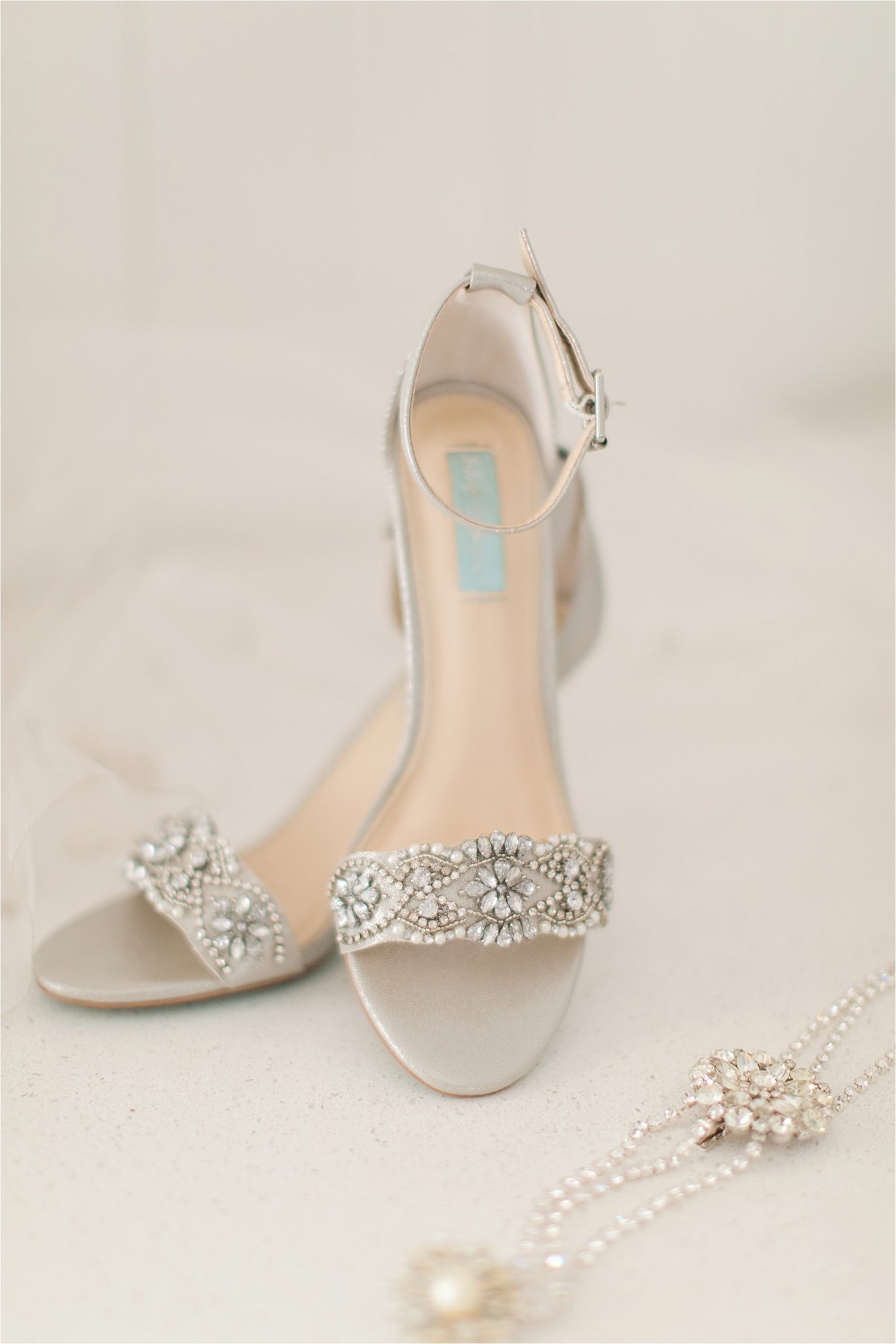 Alabama Wedding Photographer-Little Point Clear Winter Wedding-Meri Beth + Andrew-Wedding Shoes-Wedding Details