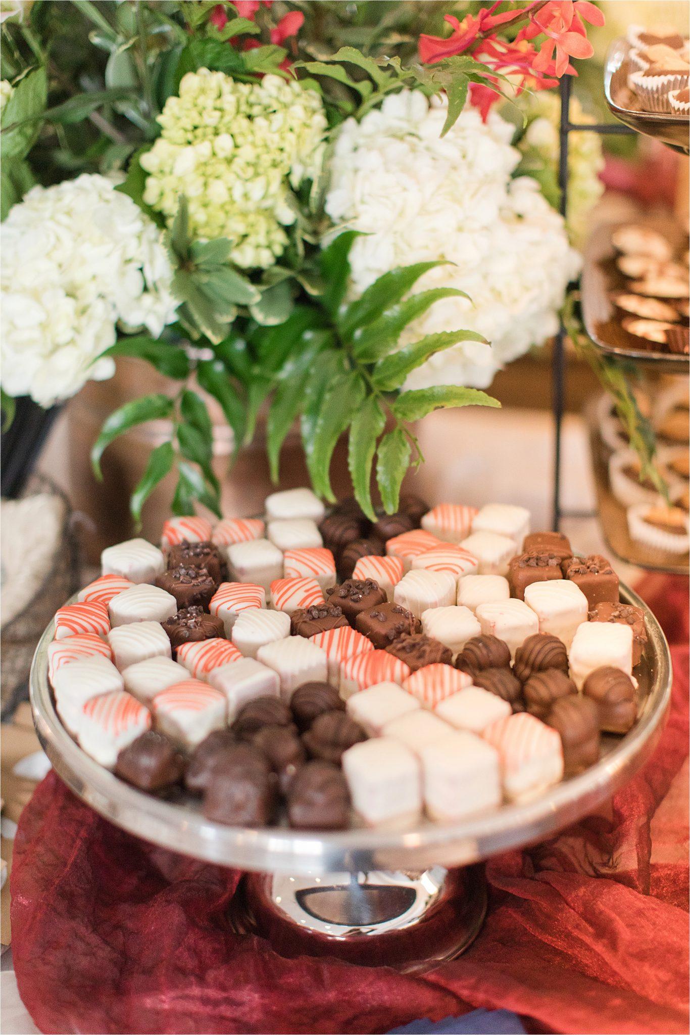 Alabama Wedding Photographer-Little Point Clear Winter Wedding-Meri Beth + Andrew-Wedding details-Wedding desserts