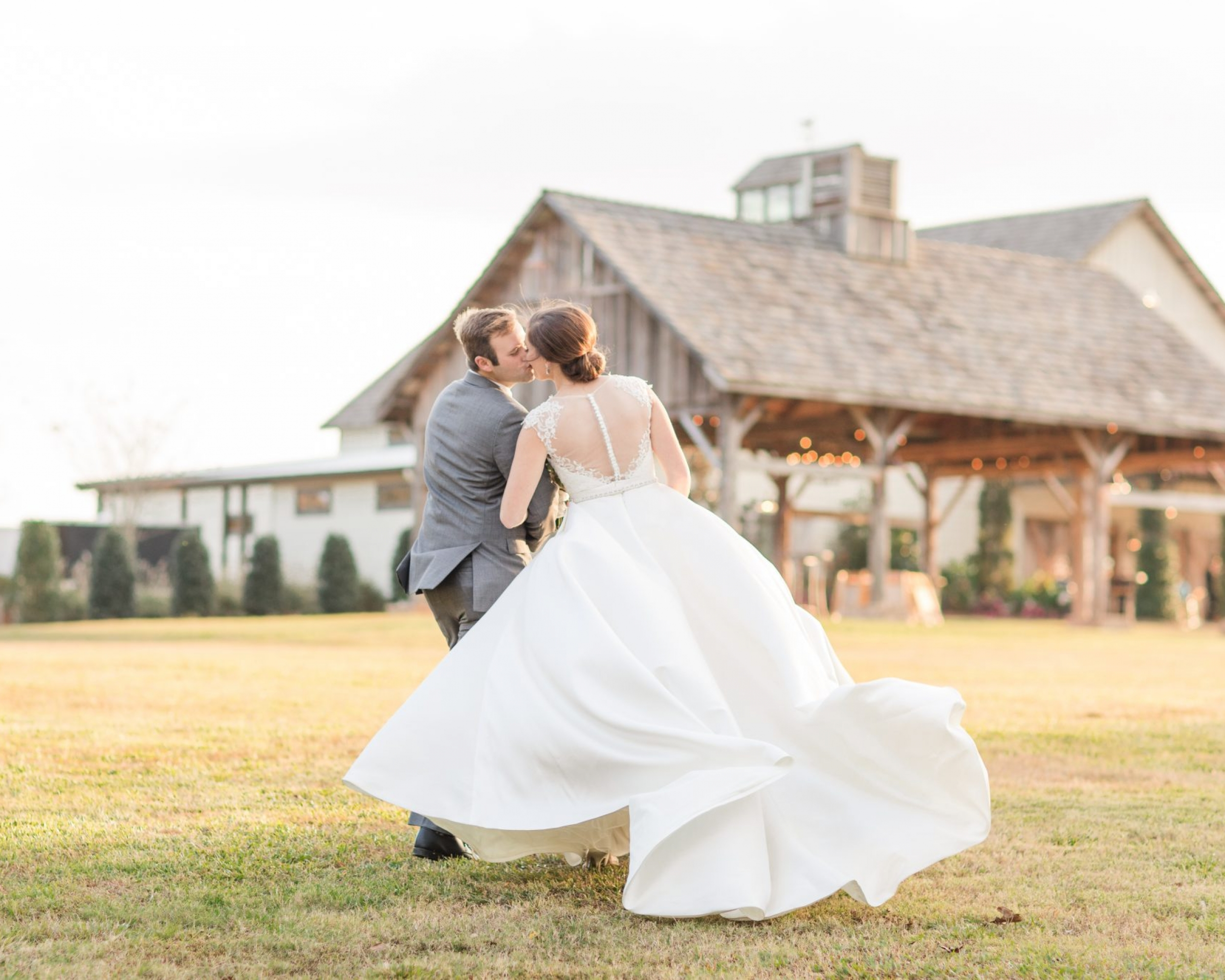 The Barn at Brindlewood Wedding Photographer Kelsey – Blake-9