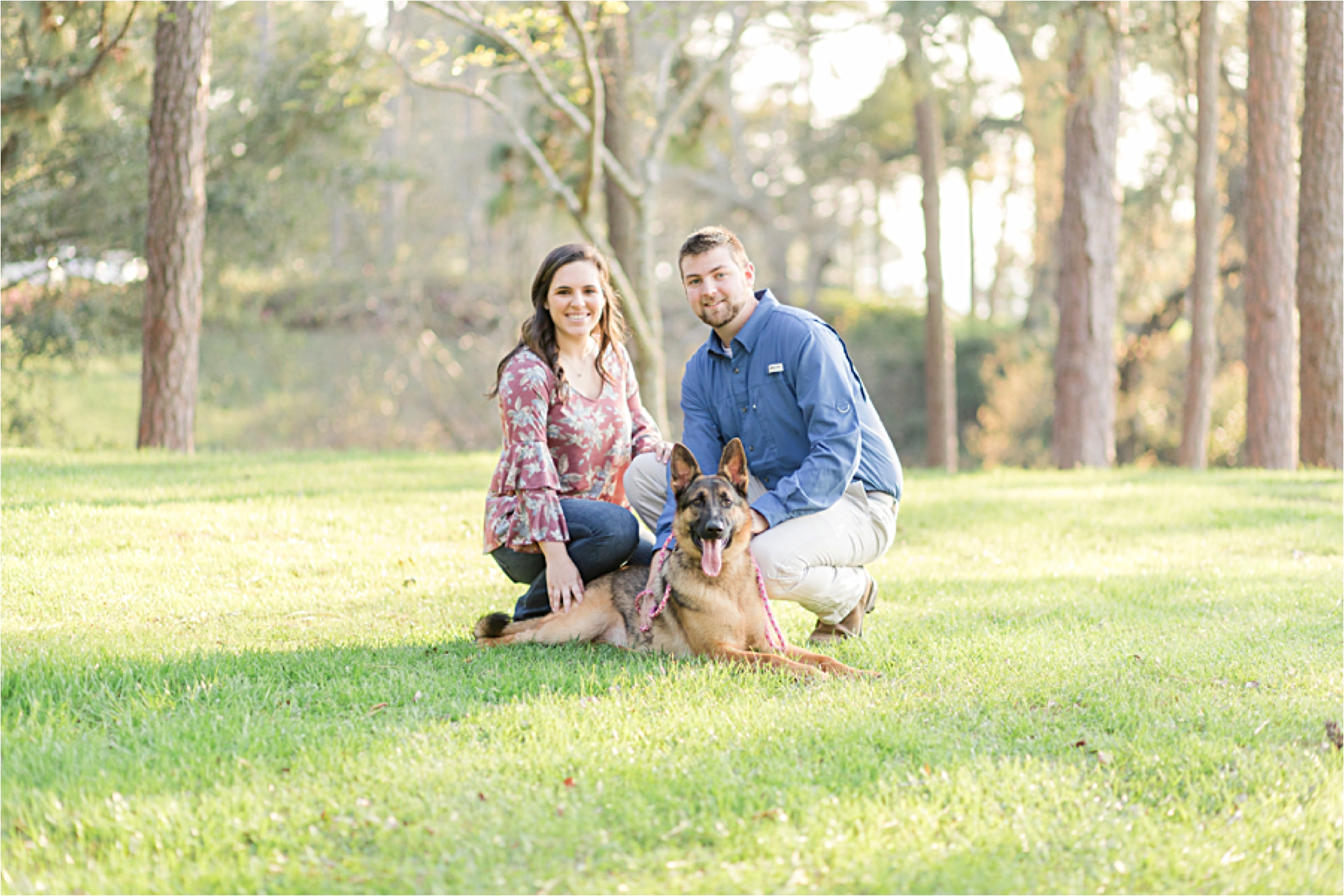 Fairhope Alabama Engagement Session Photographer | Danielle + Taylor