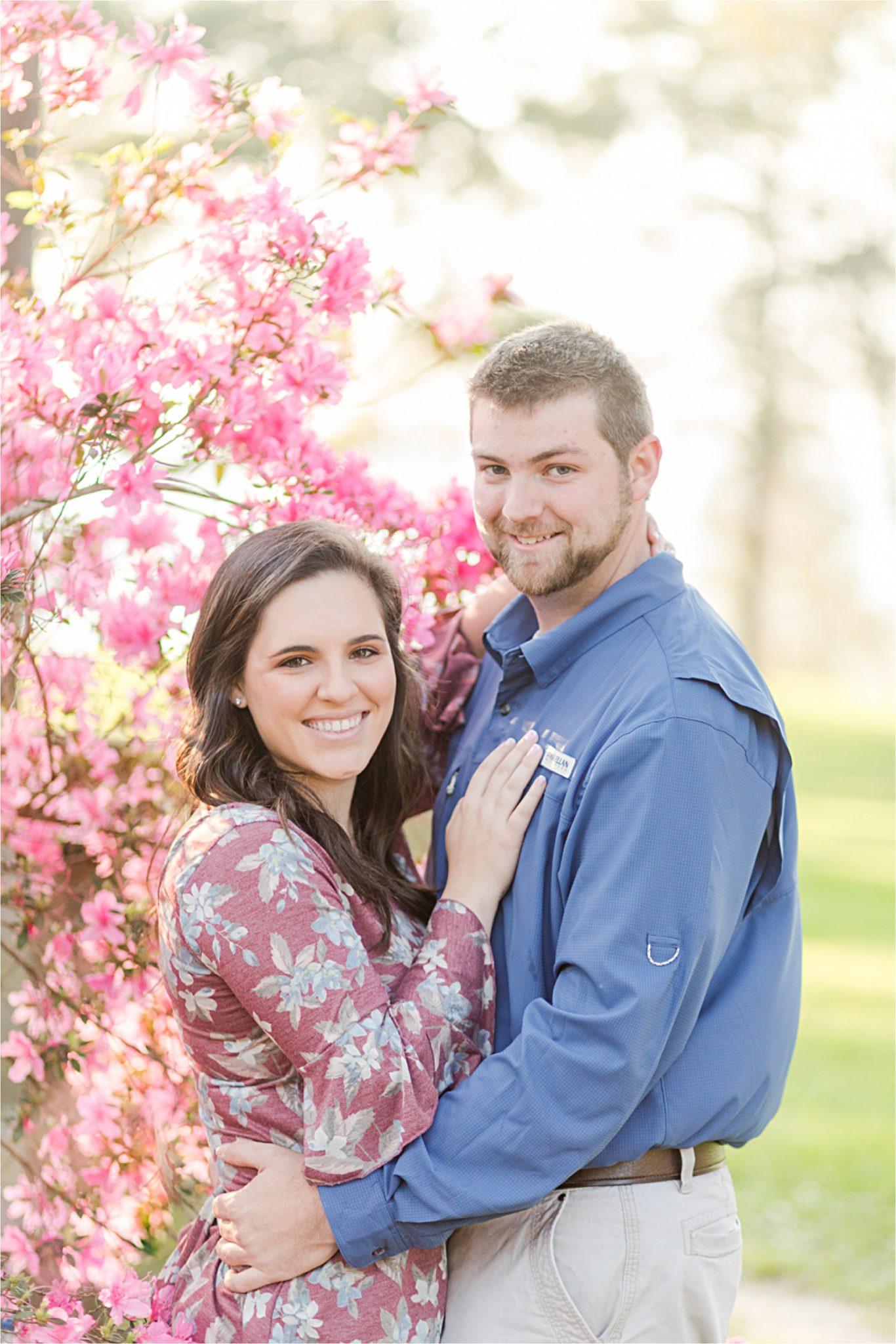 Fairhope Alabama Engagement Session Photographer | Danielle + Taylor