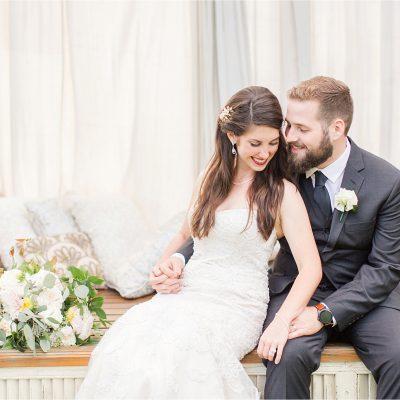 Bella Sera Gardens Wedding | Our Wedding Day – David + Anna Robbins