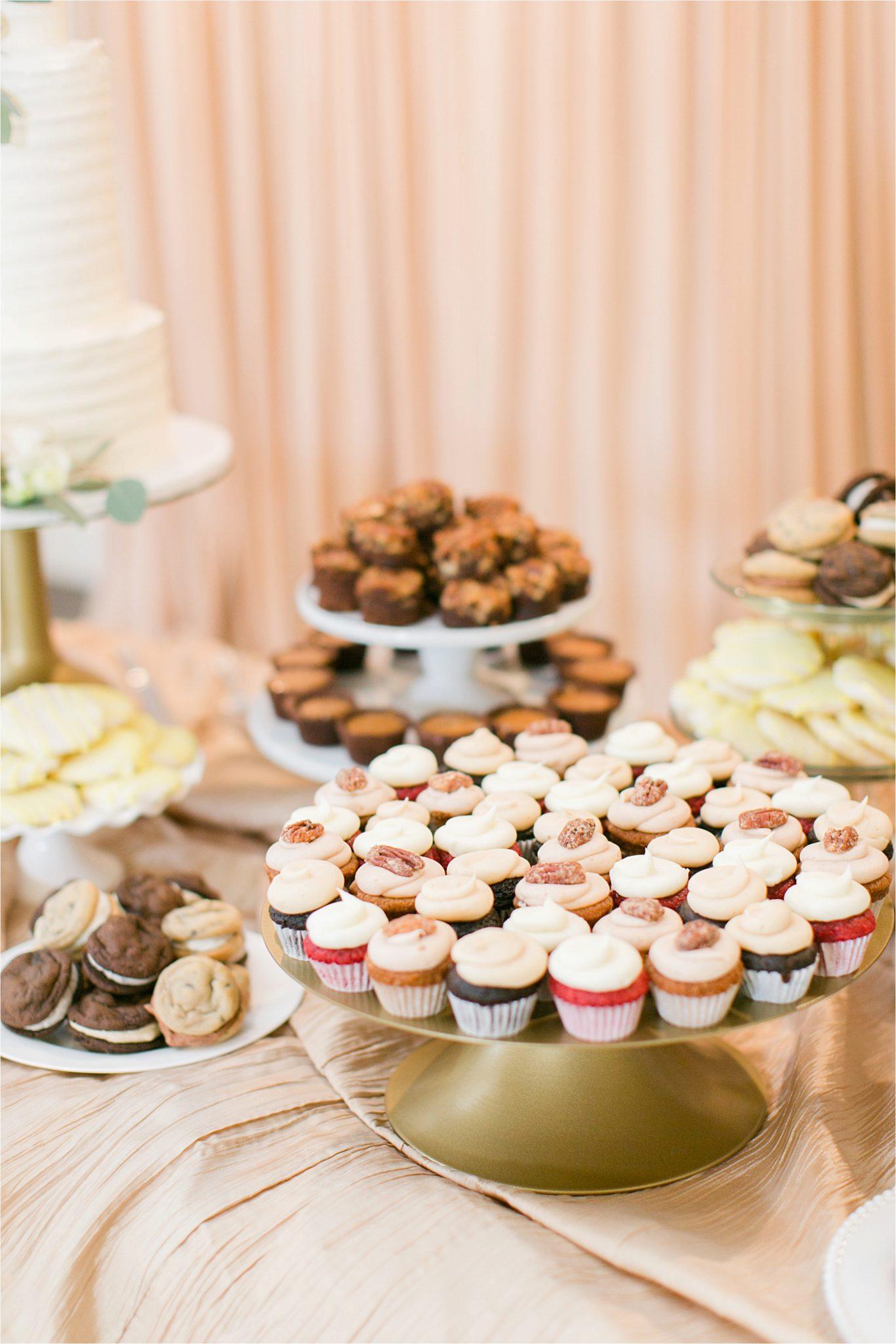 EllenJay Dessert Bar-dessert table-wedding-reception-food ideas
