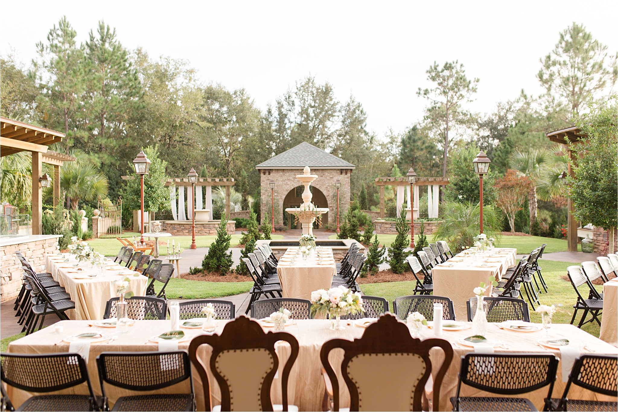 Bella Sera Gardens Alabama Wedding Venue