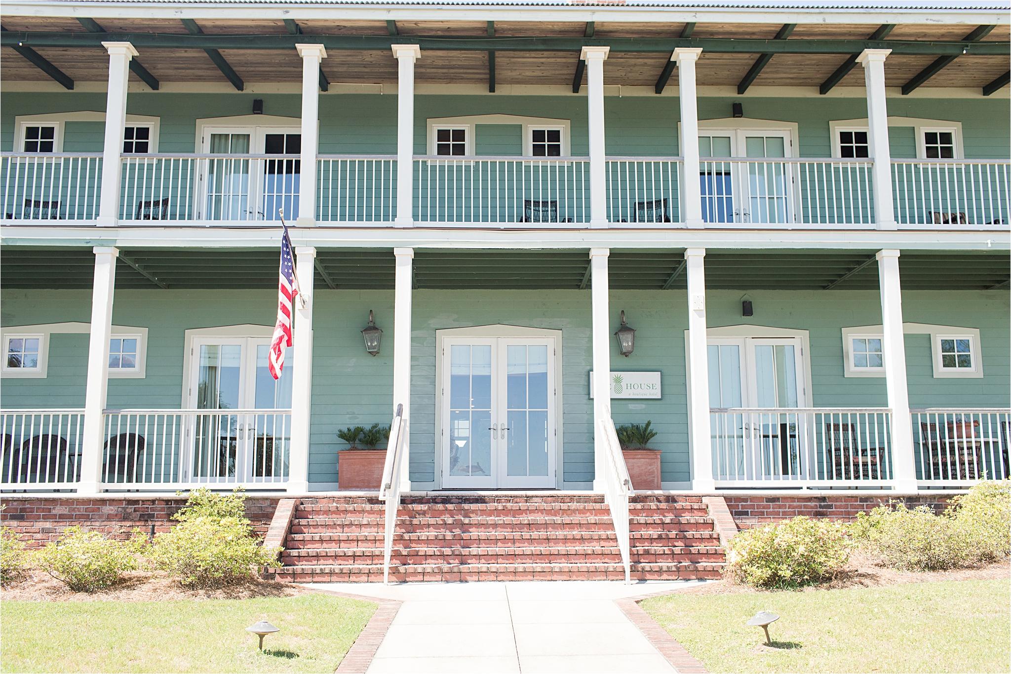 Lee house Pensacola Florida
